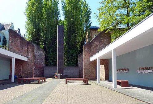 Populieren Hollandse Schouwburg (Amsterdam)