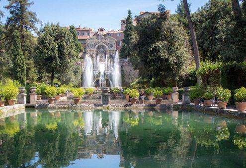 NTs-tuinenreis 'Italiaanse villa's en tuinen uit de Renaissance en de Barok'