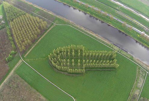 25 juli 2021: NTs-excursie Land Art Flevoland